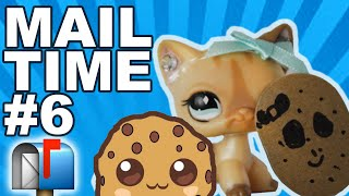 FAN MAIL TIME #6 I'M COOKIESWIRLC! | Alice LPS
