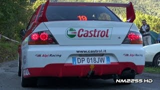 Rally Car Sound Battle - 56° Rally Coppa Valtellina 2012