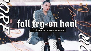 Fall Try-On Haul | Outerwear, Shoes, & More! | soothingsista
