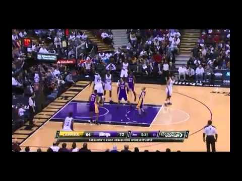 NBA CIRCLE - LA Lakers Vs Sacramento Kings Highlights 6 Dec. 2013 www.nbacircle.com