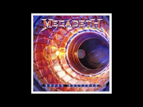 Megadeth Cold Sweat in E tuning
