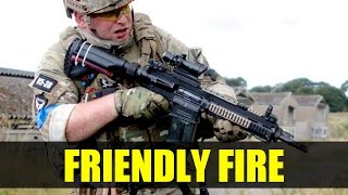FRIENDLY FIRE - Airsoft FPS @ Fife Wargames (TM M4A1 SOPMOD)