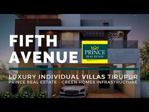 Fifth Avenue - Luxury Individual Villas Tirupur