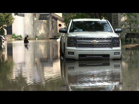 Split Reality After Harvey: Houston Wet Vs Dry