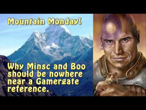 Why Minsc and Boo Should Be Nowhere Near A Gamergate Reference
