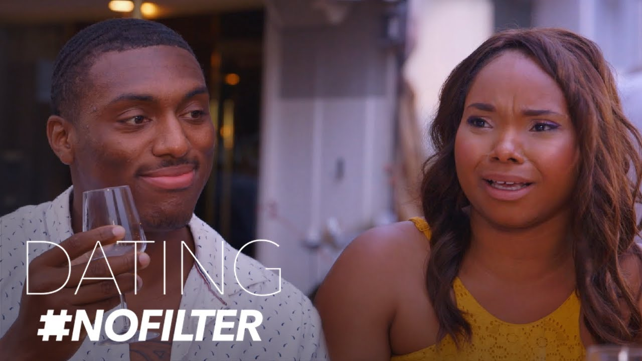 6 Glasses of Wine on the First Date Is Too Much! | Dating #NoFilter