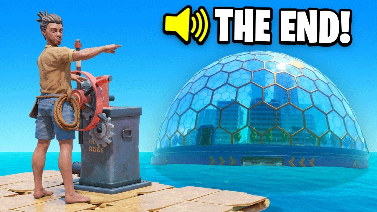 Download I CANT BELIEVE THIS IS HOW IT ENDS (Raft)