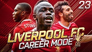 FIFA 18 Liverpool Career Mode #23 - YOUNG TALENTS GO AFTER THE PREMIER LEAGUE TITLE!