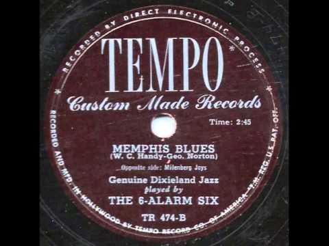 Memphis Blues - The 6-Alarm Six