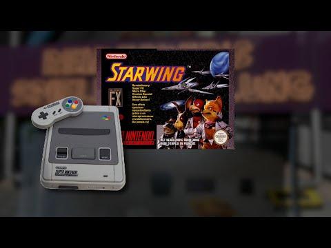 Gameplay : Starwing [SNES]