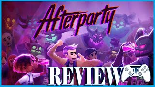 Afterparty Review (Video Game Video Review)