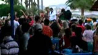 Bora Bora day clubbing in Ibiza