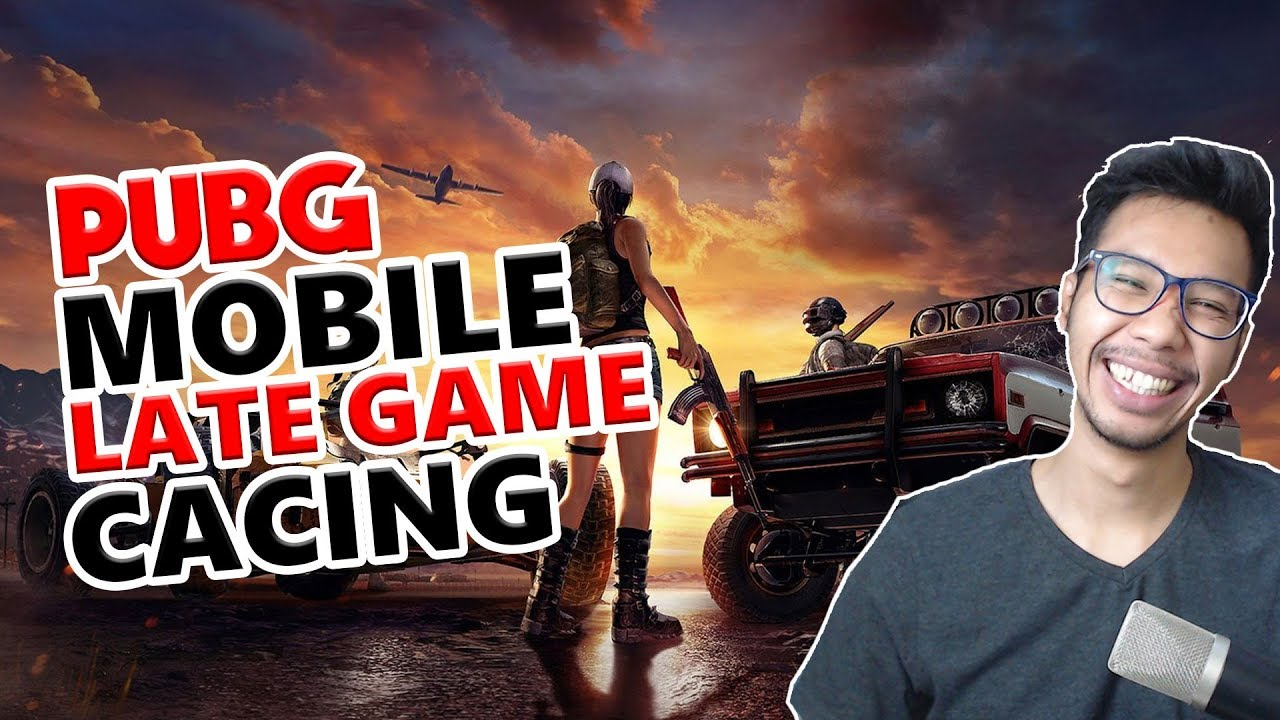 LATE GAME CACING VS CACING - PUBG MOBILE INDONESIA