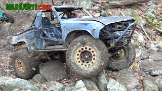 ROCK CRAWLING AT ADVENTURE OFFROAD PARK