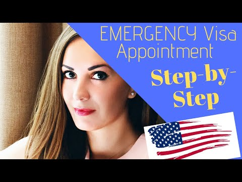 EMERGENCY APPOINTMENT AT THE US EMBASSY