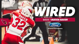 Budda Baker Smashes Mic During Big Win vs. 49ers | Cardinals Wired