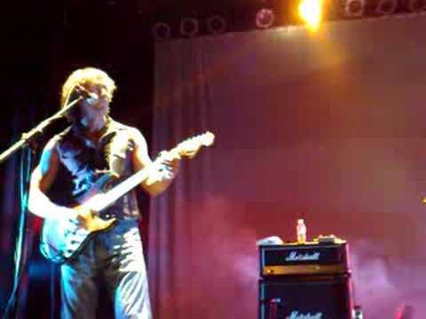 Eric Martin Band  Wild World 12072008 Gran Canaria