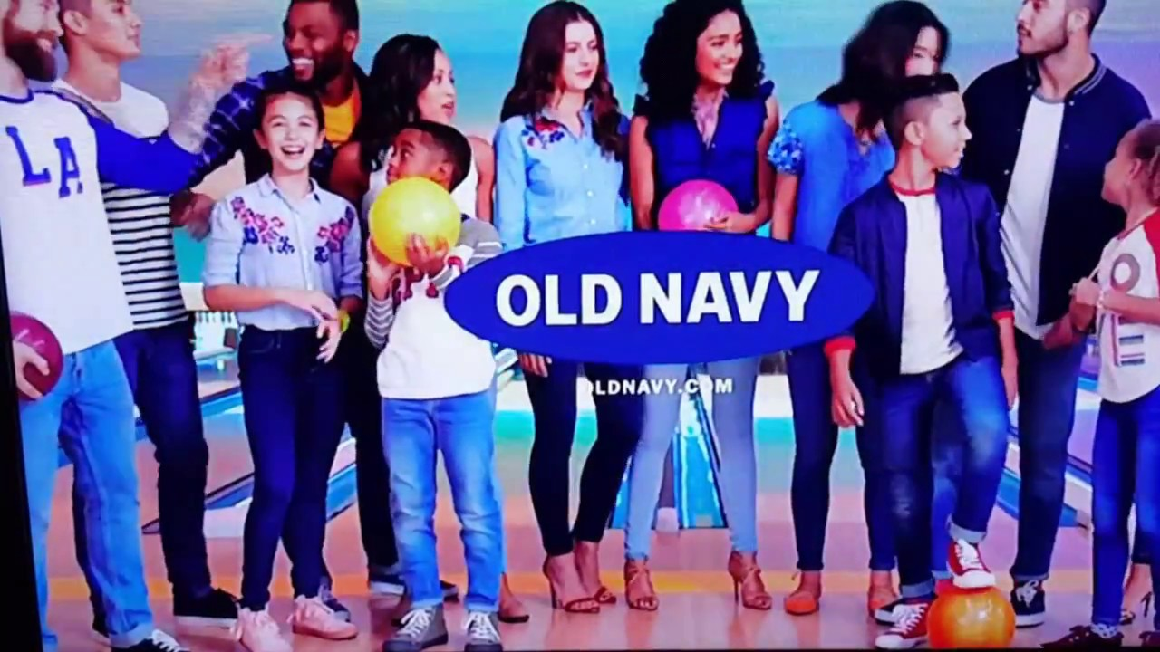 old navy bowling commercial 2017 you - Old Navy Christmas Commercial