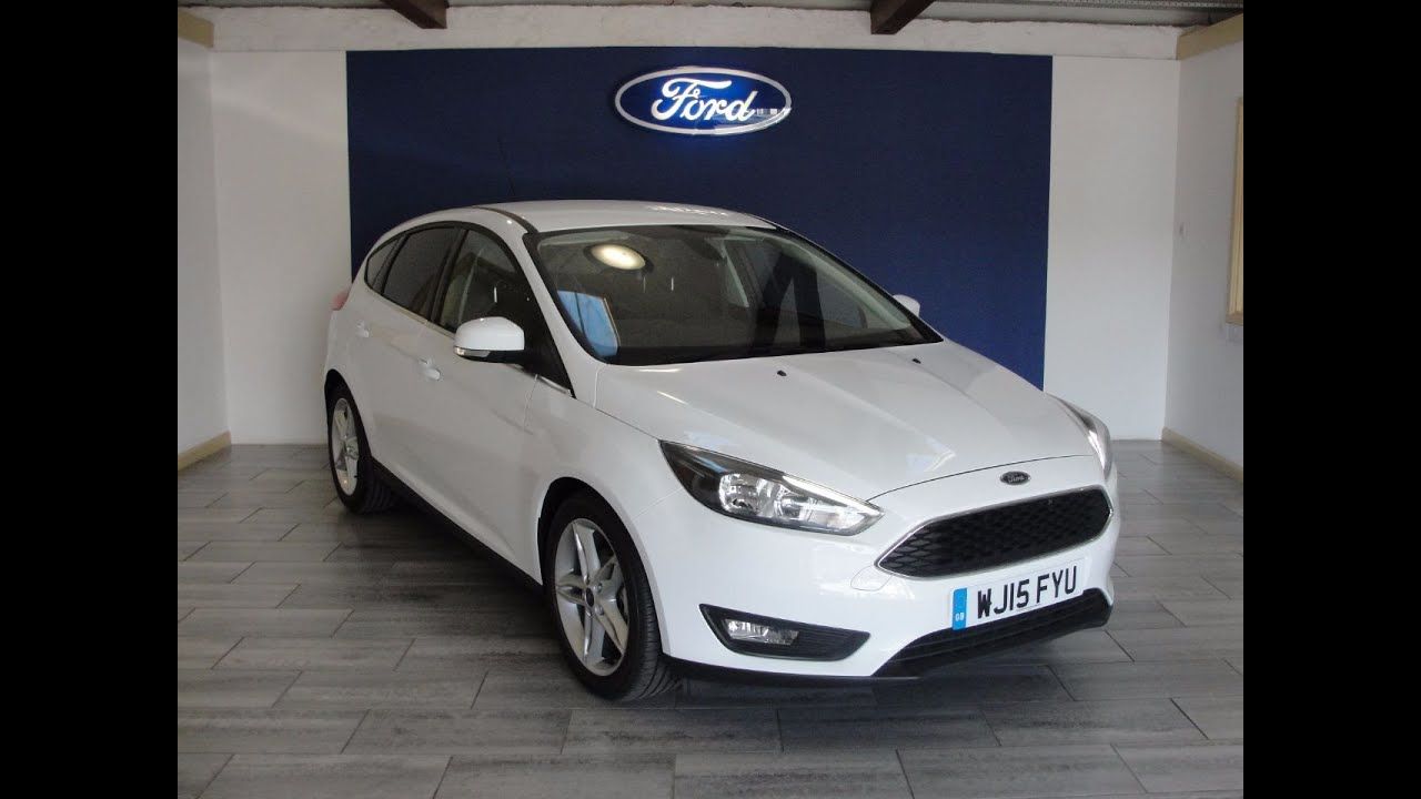 2015 ford focus 1 0 ecoboost 125 zetec now sold youtube. Black Bedroom Furniture Sets. Home Design Ideas