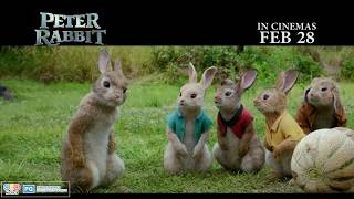 PETER RABBIT - Fur Will Fly