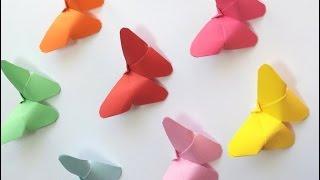 Origami Swallowtail Butterfly -tutorial. ЛЕГКОЕ ОРИГАМИ - БАБОЧКА - из бумаги Поделки своими руками(Поделки своими руками! Origami Swallowtail Butterfly -tutorial.ЛЕГКОЕ ОРИГАМИ - БАБОЧКА - из бумаги Поделки своими руками Моя..., 2015-08-28T10:13:53.000Z)