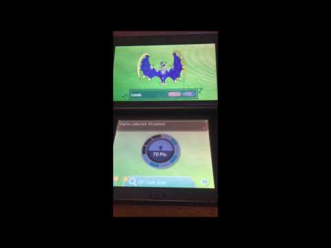 Pokemon Moon Custom QR Injection Test