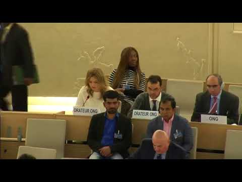 Item:10 General Debate (Cont'd) - 62nd Meeting, 31st Regular Session Human Rights Council