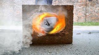 Czyszczenie komina mechaniczne - Jeż kominowy Virra