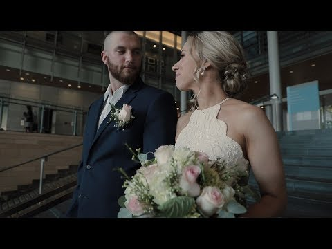 OUR WEDDING DAY || COURTHOUSE WEDDING