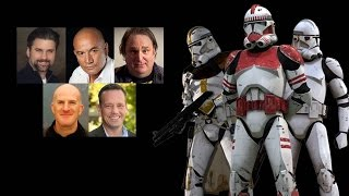 Comparing The Voices - The Clone Troopers