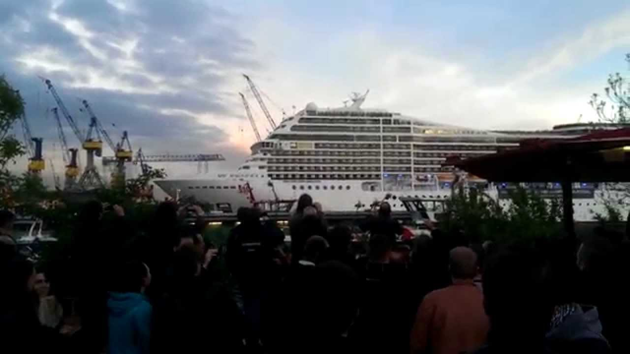 Cruise Ship Playing Seven Nation Army YouTube - Best cruise ship songs