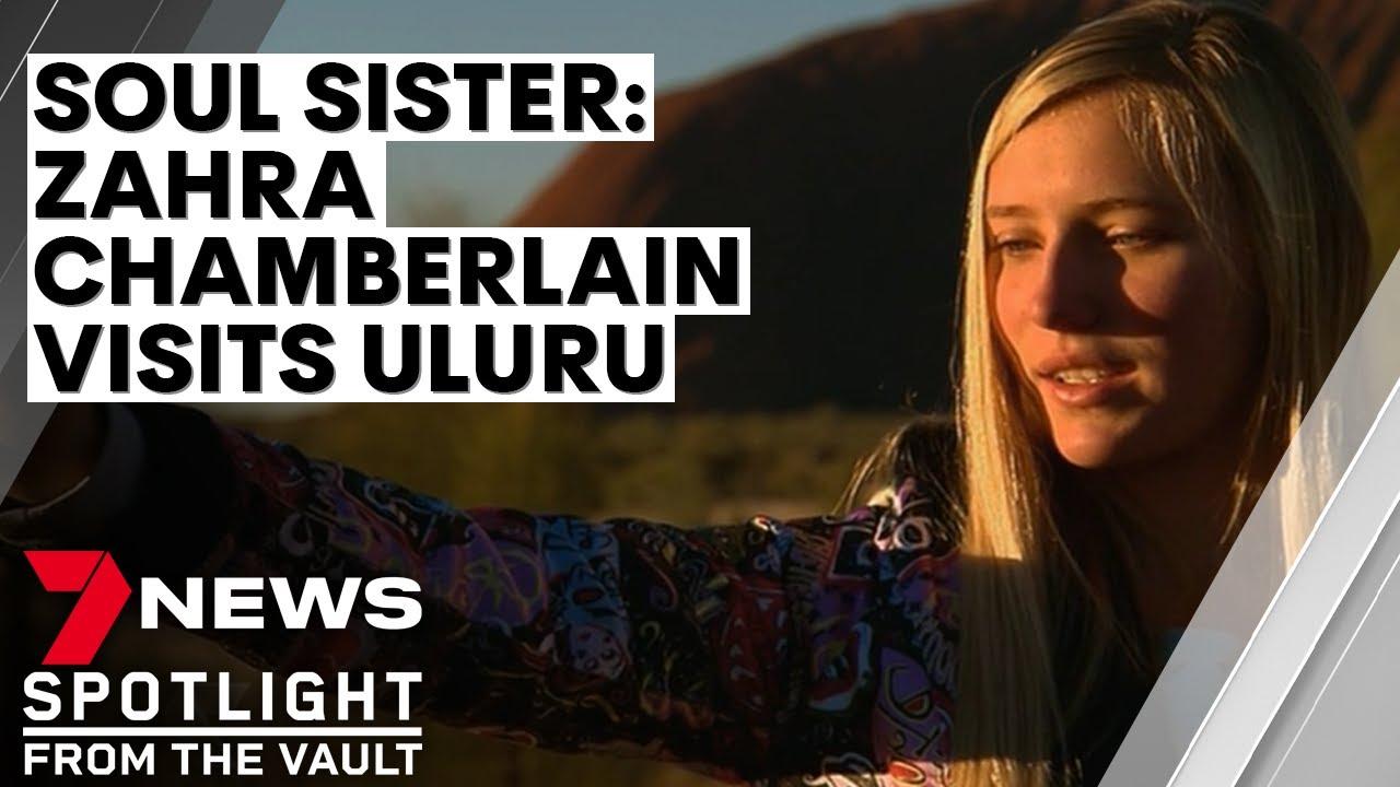 Soul sister: Azaria Chamberlain's sister visits Uluru | 7NEWS Spotlight