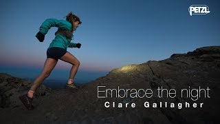 Embrace the Night - Clare Gallagher on the UTMB