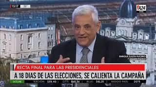 """A 18 días de las elecciones: Alberto, más cauto y Macri cree que """"lo da vuelta"""""""