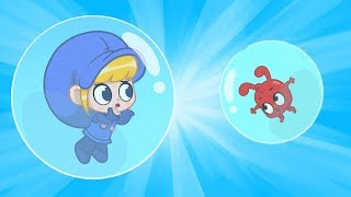 Download Morphle | The Bubble Adventure | Kids Videos | Learning for Kids Mp3 and Videos