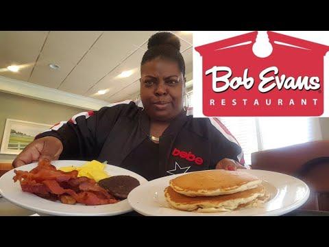bob evans waffles or pancakes