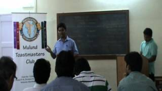 Sanjiv Timer-1-Mulund TM meet 105-11th August 2012