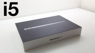 MacBook Air Core i5 Unboxing (July 2011)