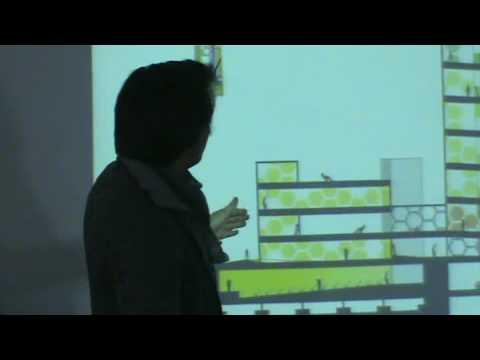 授業のひとこま 【Architecture 3020:Architectural Design St...