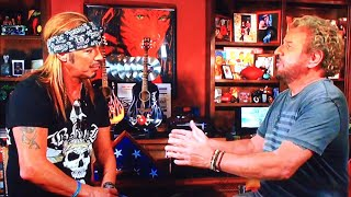 Brief KISS mention from Poison's Bret Michaels and Sammy Hager