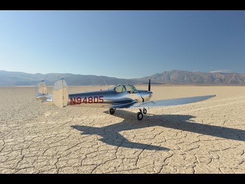 Ercoupe Back Country Flying