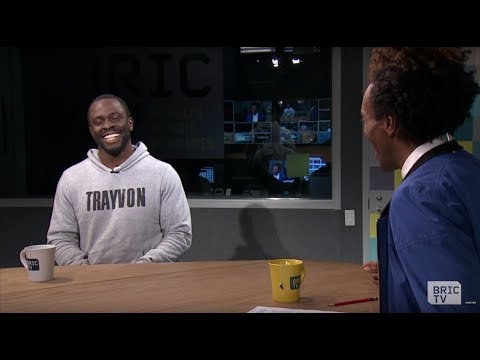 Gbenga Akinnagbe Expounds on His Off-Screen Activism in the Social Justice Arena | BK Live
