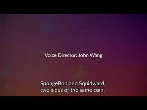 Trailer spongebob anime 1080 HD