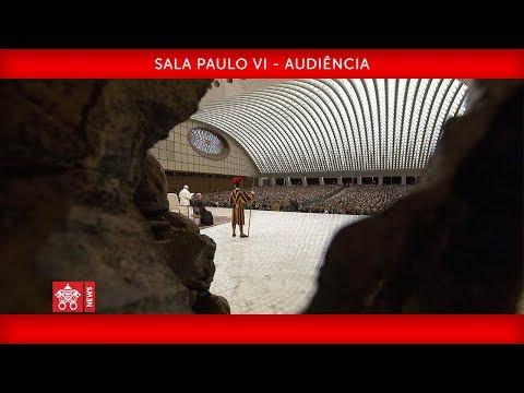 Papa Francisco - Audiência Geral 2020-01-08