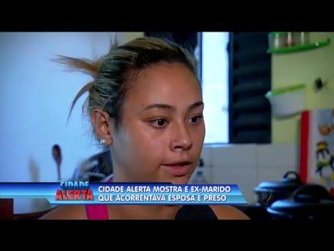 Cidade Alerta mostra e ex-marido que acorrentava a esposa é preso