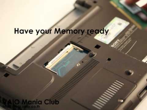 RAM Memory Upgrade for The Sony//Ericsson VAIO V Series V505 PC2100 1GB DDR-266 PCG-V505ECP10