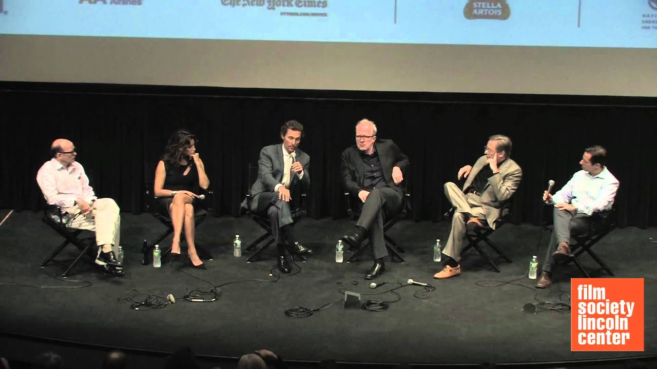 "Q&A with Filmmakers and Stars, ""Killer Joe"""
