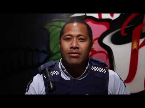 Celebrating Tongan Language Week – with our local P.I officers