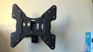 How to install an electrosmart BR-03B 400 x 400 VESA TV Bracket Adaptor
