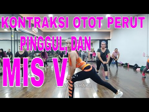 Gymnastics contraction of hip abdominal muscles and mis V body goals from YouTube · Duration:  22 minutes 42 seconds